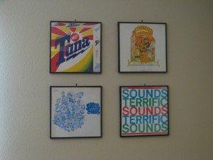 Framed Albums