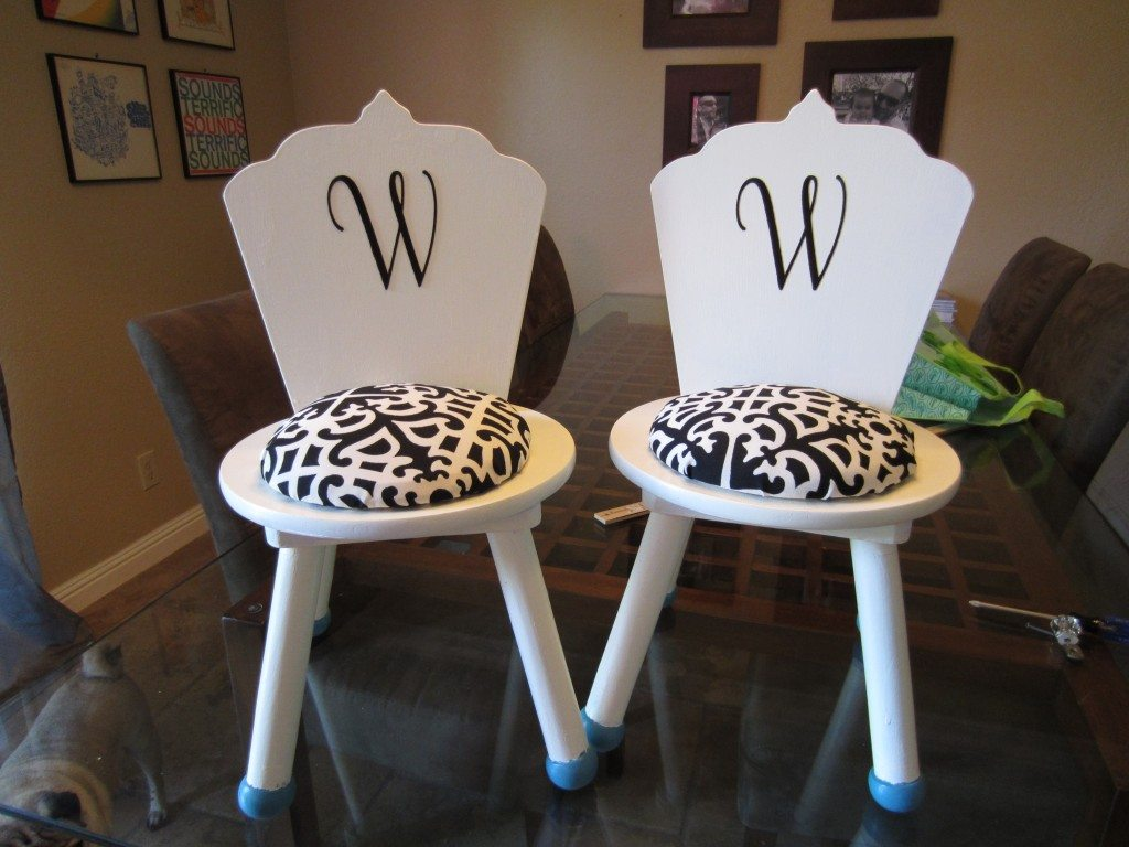 Chairs with Seat Cushion