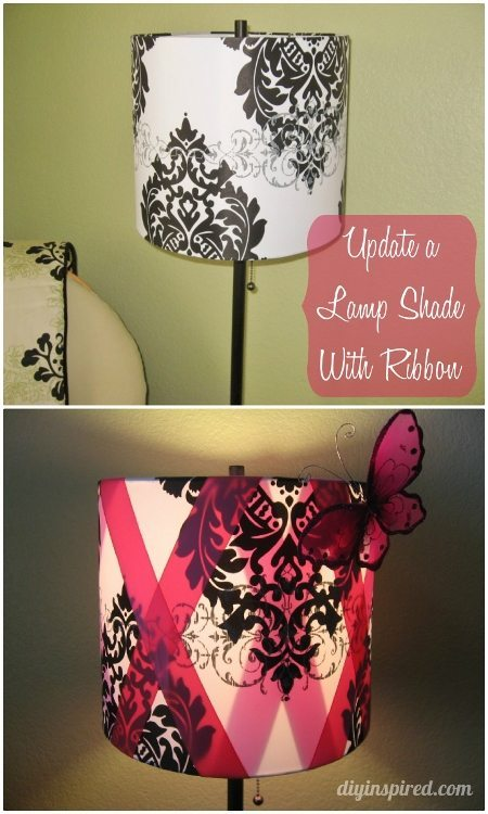 How to Make a Lamp Shade Better