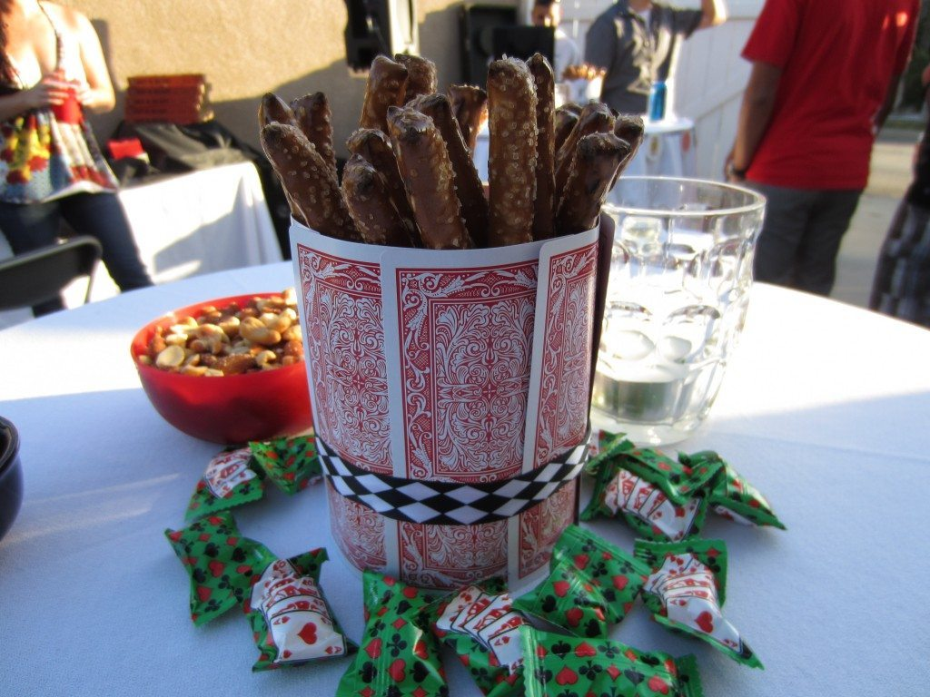 Poker party ideas diyinspired