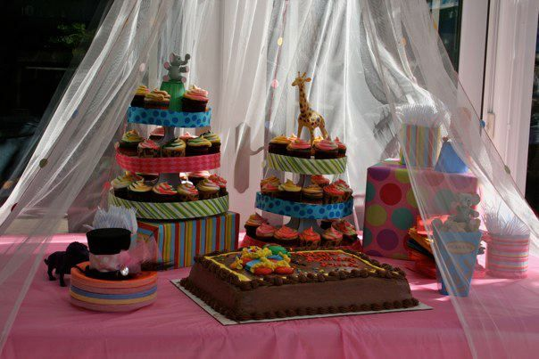 Carnival theme or circus theme party diy inspired - Do it yourself decorating ...