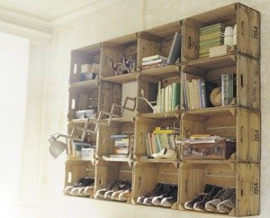 Six Creative Ways to Recycle Old Crates