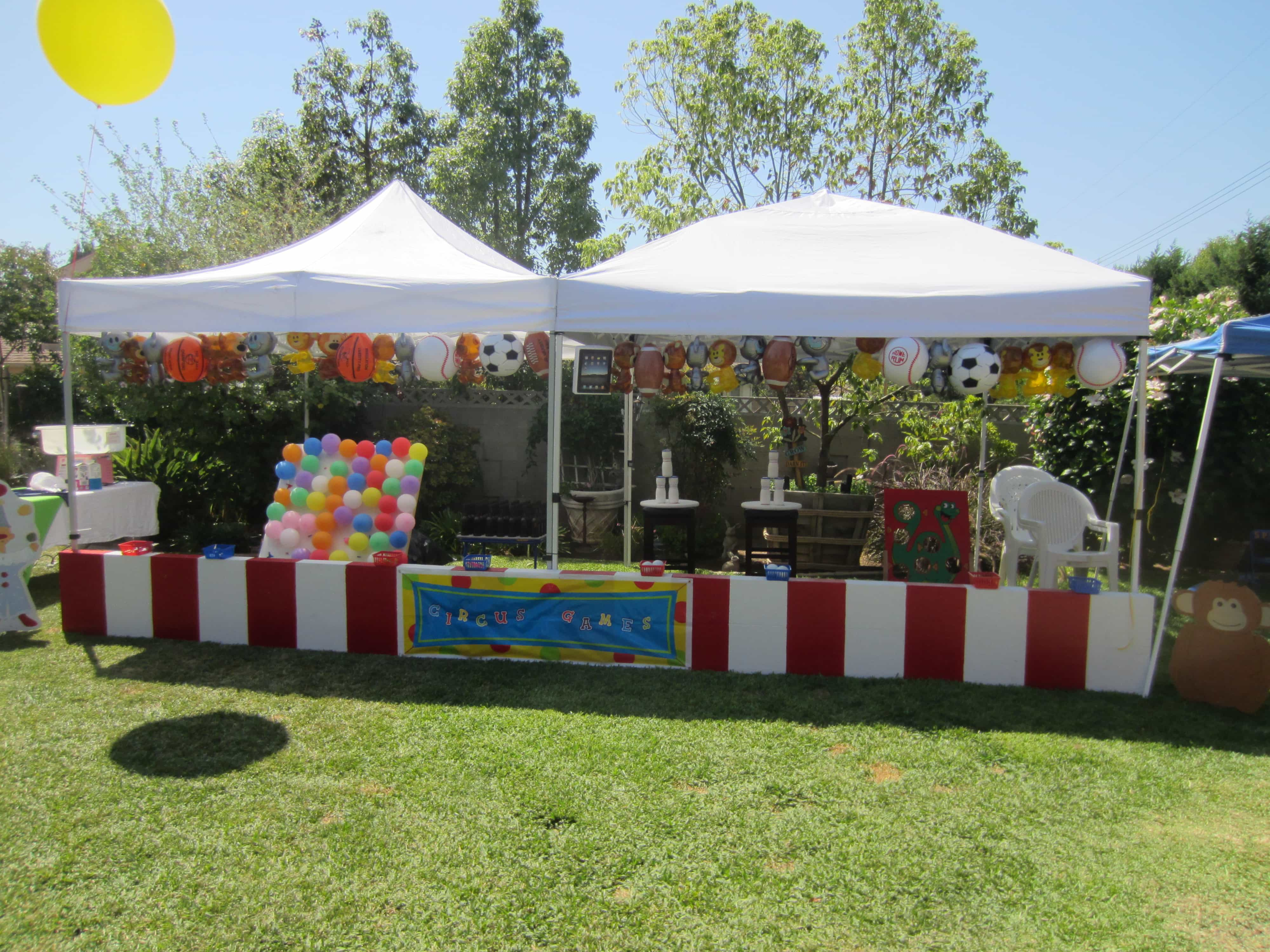 Circus theme party food ideas circus party theme pinterest circus theme theme parties and Game decoration