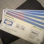 Boarding Pass Invitations