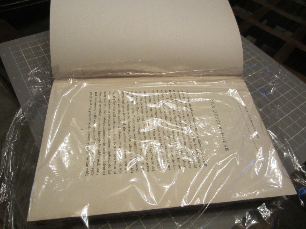 How to Hollow Out a Book to Make a Secret Book Safe