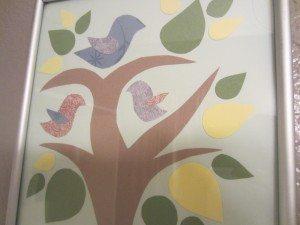 DIY Baby Room Wall Art