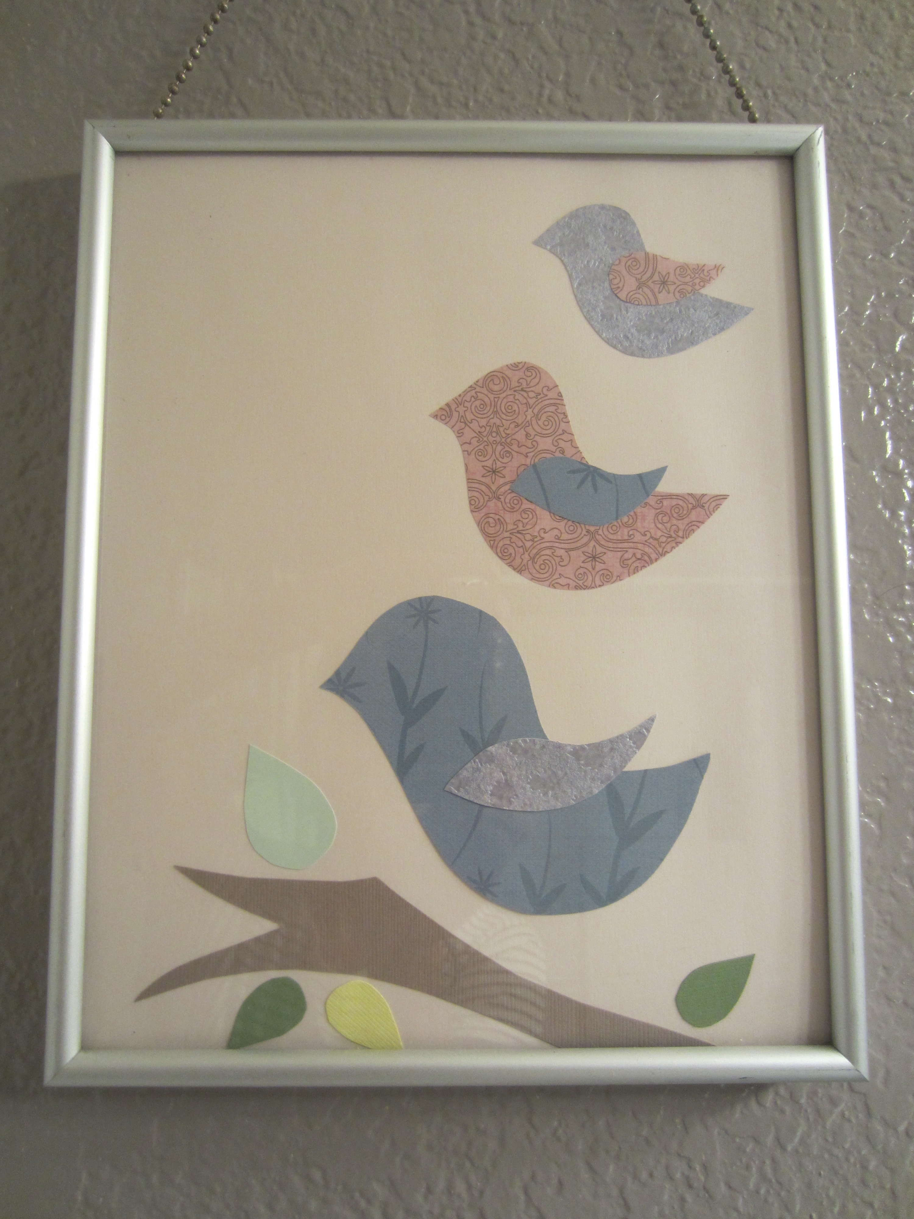 Do it yourself wall art diy inspired easy do it yourself wall art for a nursery or kids room solutioingenieria Images