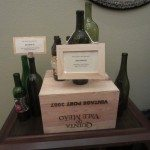 Wine Bottle Frame