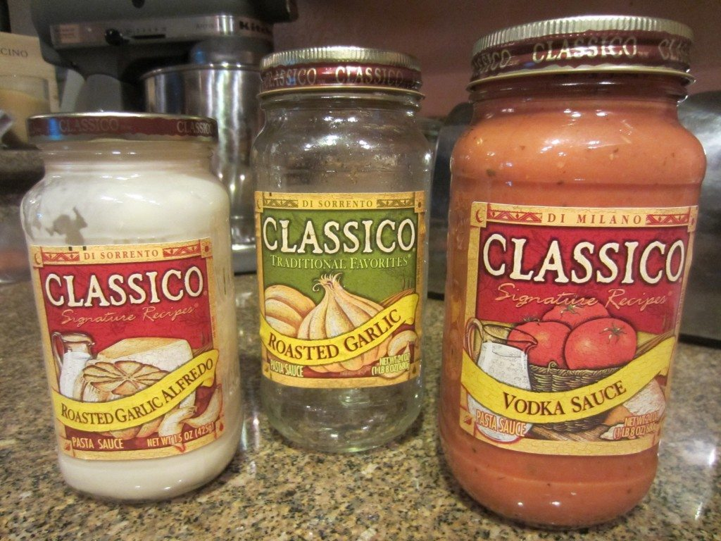 DIY Frosted Mason Jars (2)