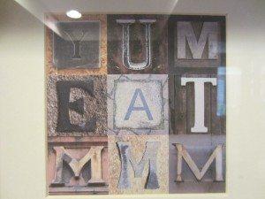 DIY Wall Art letters