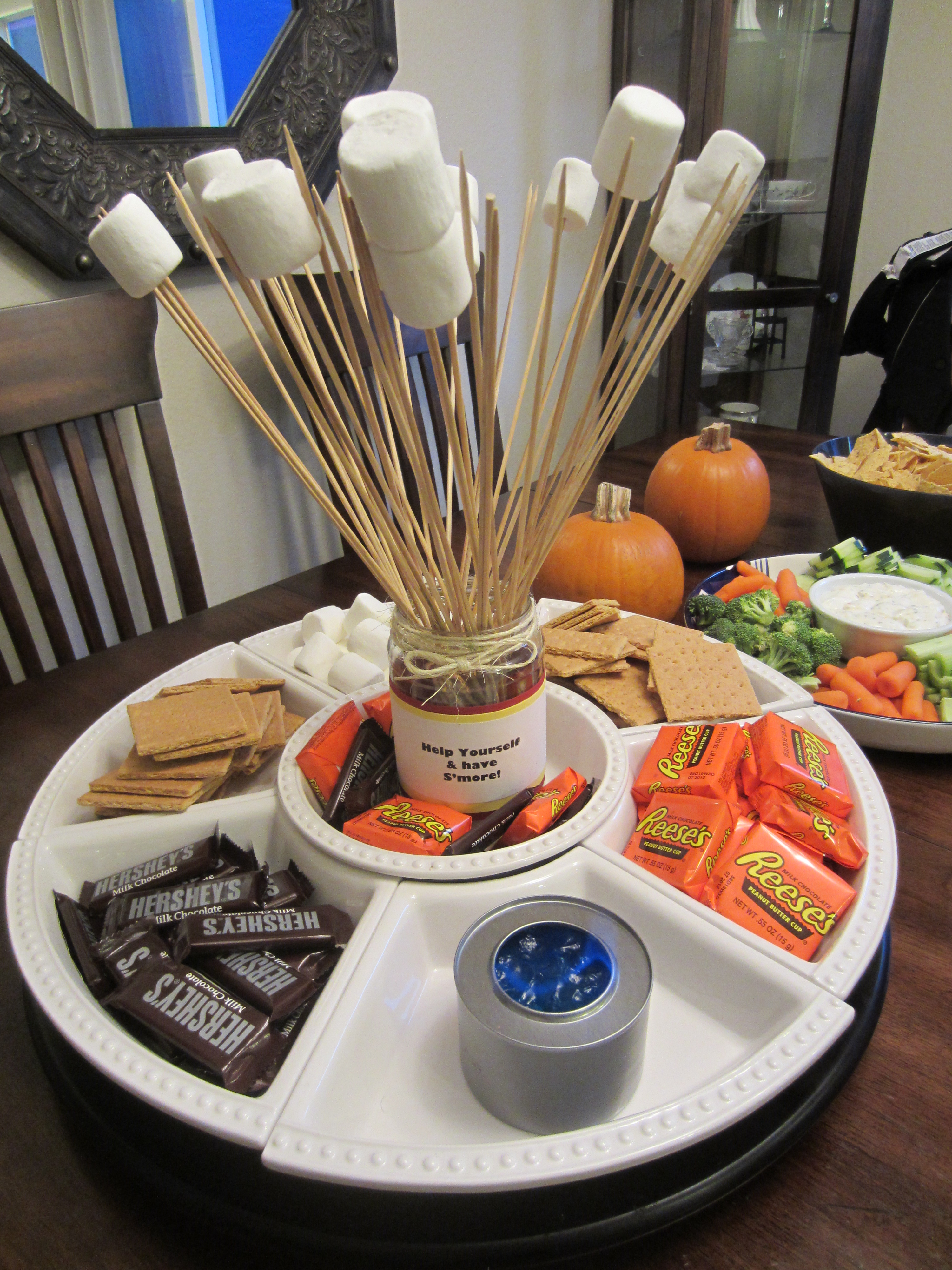 Here are some other cool Smores inspired ideas perfect for any party ...