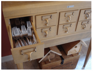 Card-Catalog-Uses-in-the-Kitchen