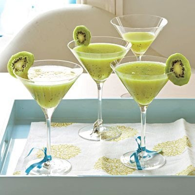 Kiwi cocktail diy inspired for Cocktail kiwi vodka