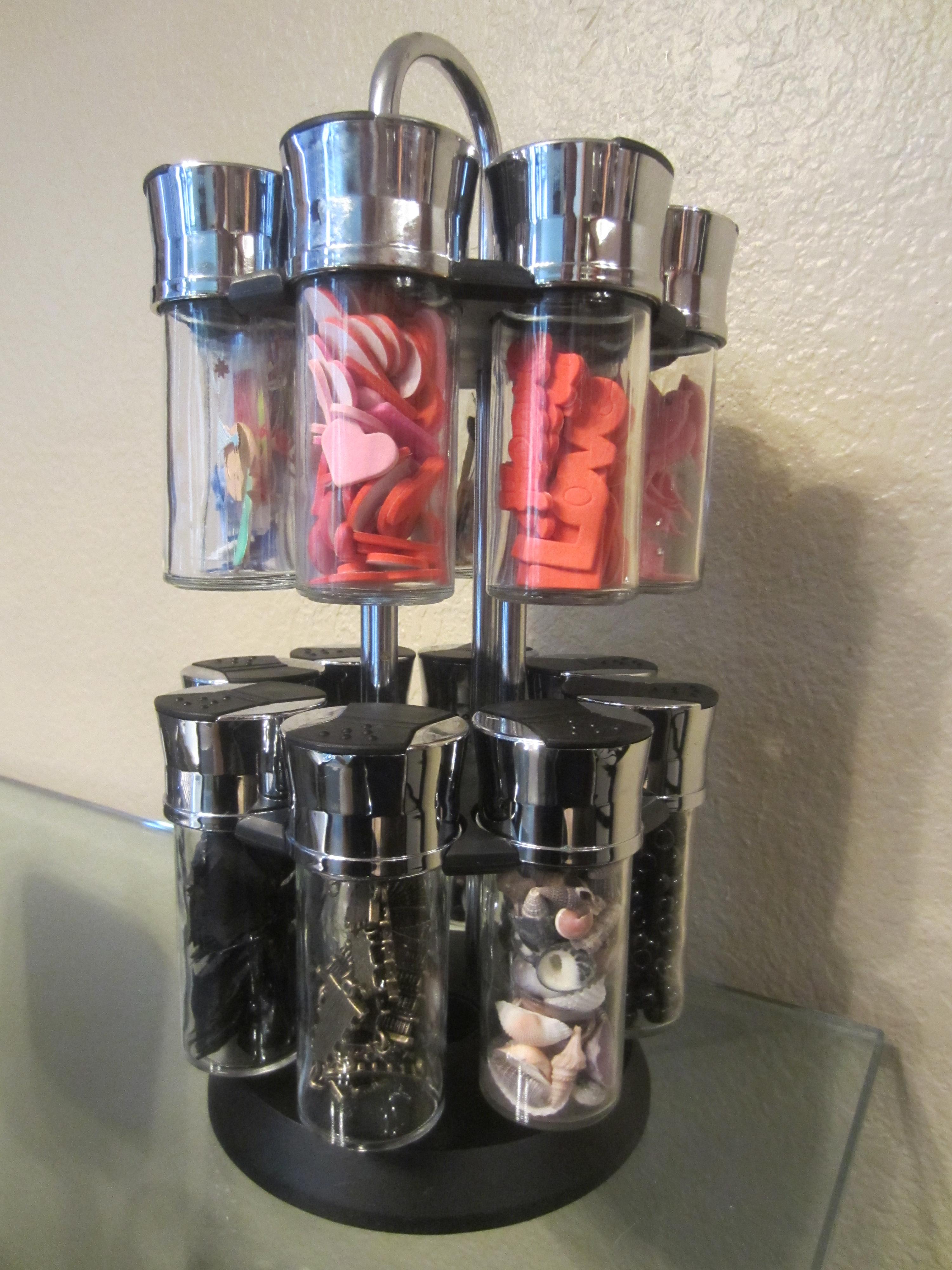 Repurposing Repurposed Spice Rack Diy Inspired