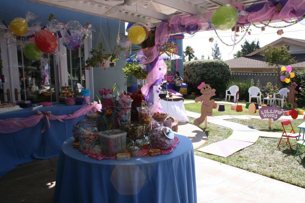 Candy Land Theme Party (19)