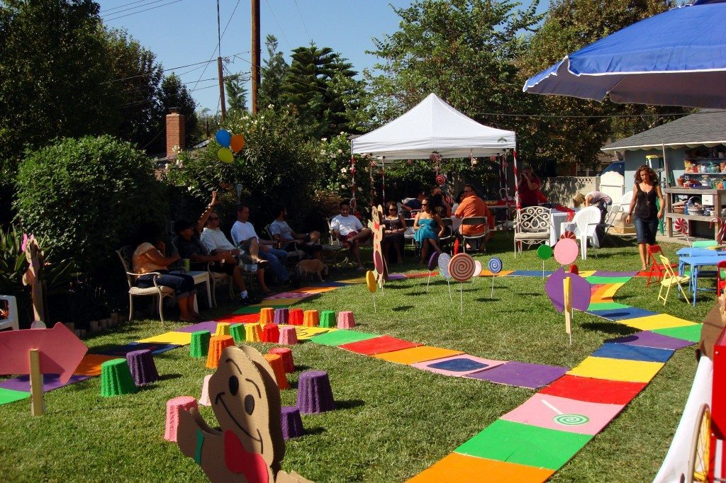Candy Land Theme Party (2)