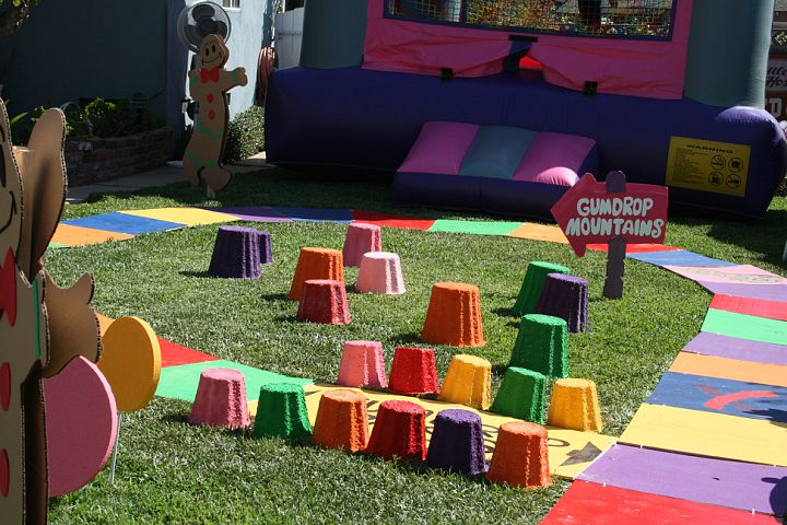 Candy Land Theme Party (25)