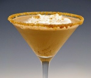 Cookie Martini