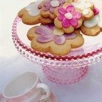 Flower Tea Cookies