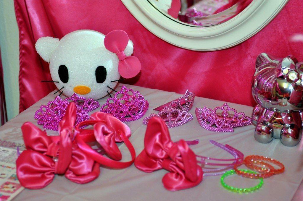 Hello Kitty Themed Party (10)