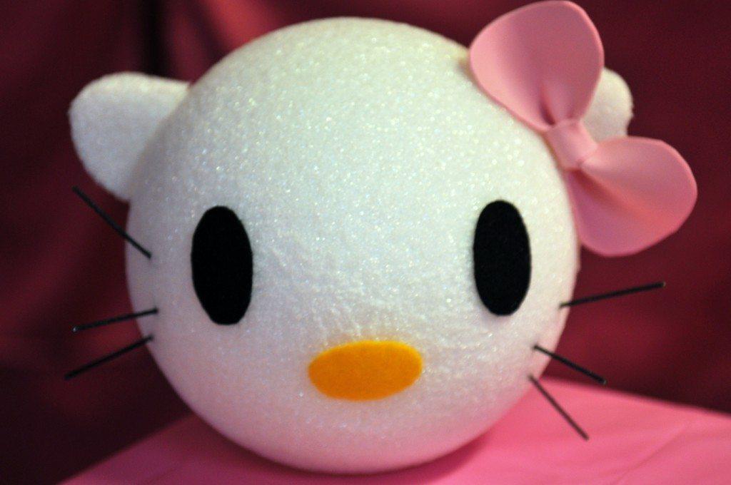Hello Kitty Themed Party (4)