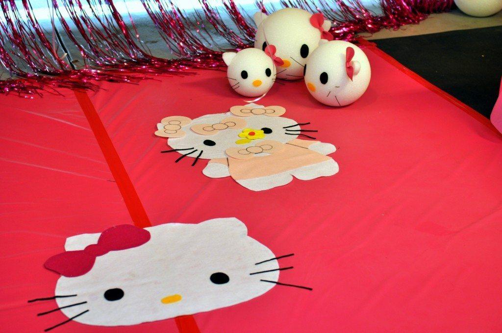 Hello Kitty Themed Party (5)