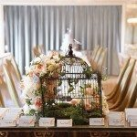 Martha Stewart Bird Cage Display