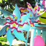 Party Pinwheel How To