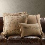 Restoration Hardware Pillows