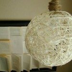 Sisal Hanging Lamp