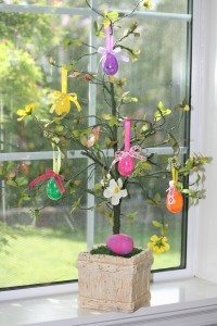 Easter Egg Tree DIY Inspired 4