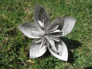 Recycled Phonebook