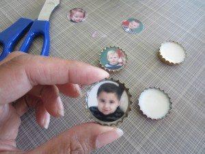 Bottle Cap Magnets