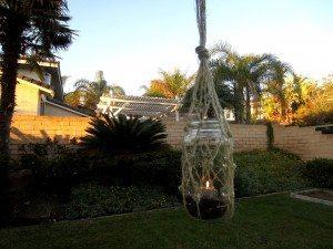Recycled Mason Jar Lantern (16)