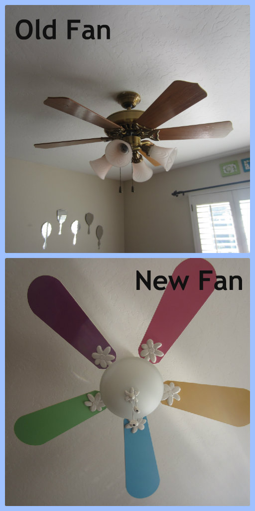 Replacing a ceiling fan diy inspired removing aloadofball Image collections