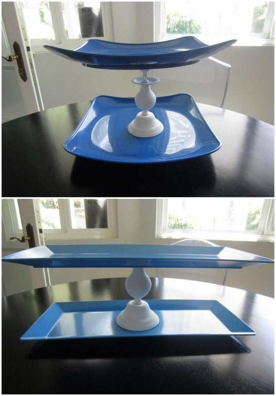 DIY Cupcake Stands -DIY Inspired