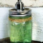 Mason Jar Soap Pump