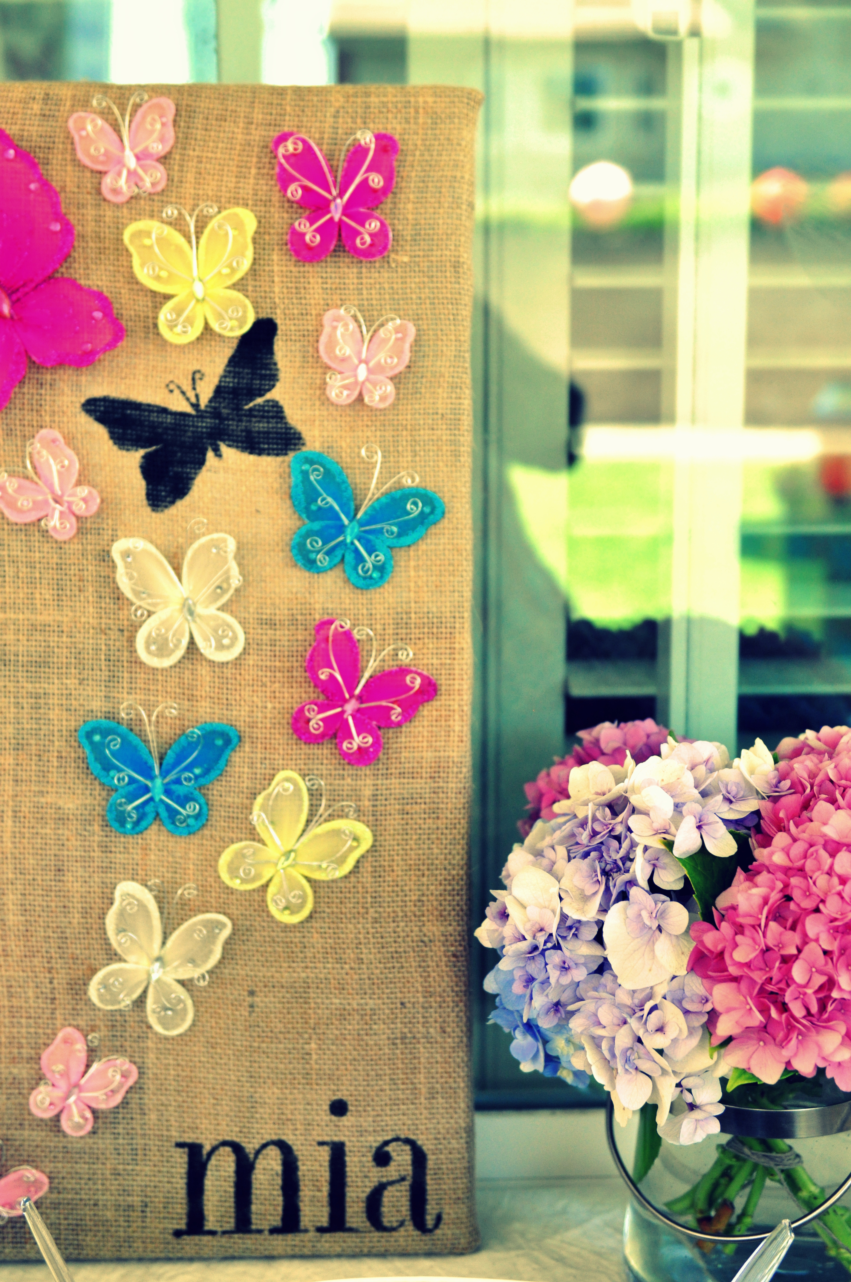 Summer Birthday Party Decorations Diy Inspired
