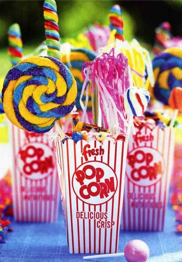 Circus theme party ideas diy inspired - Carnival theme party supplies ...