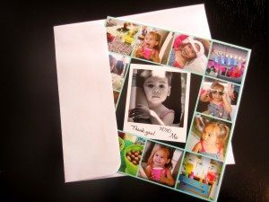 DIY Photo Collage Card