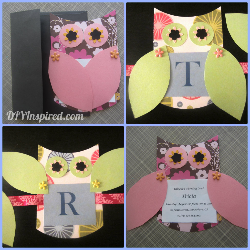 Diy Owl Party Decorations Images