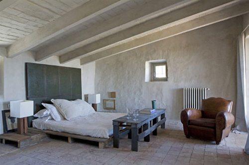 Letti Fatti Di Pallet : Letti in pallet u beds made of pallet the italian juice