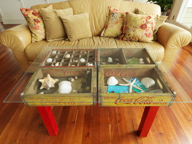 15 cool diy coffee table ideas with recycled materials lb
