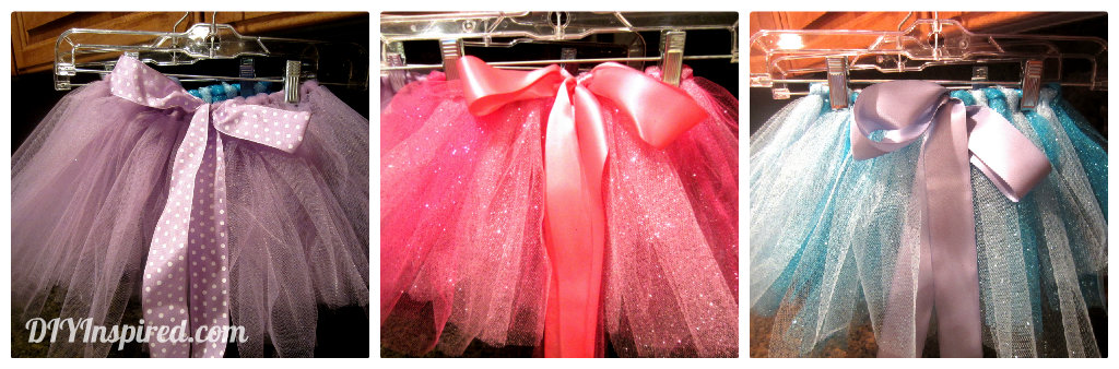 Warning If You Decide To Make Glittered Tutus