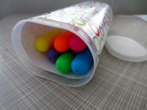 Recycled Plastic Pencil Box (1)