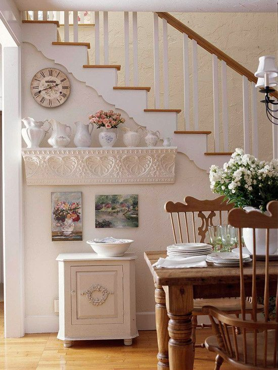 Decorative Molding Shelf