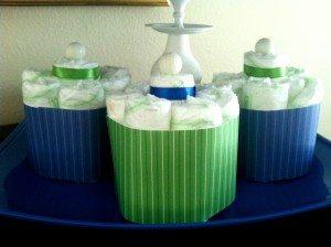 DIY Diaper Cupcakes (3)