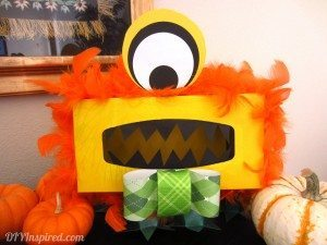 Halloween Kid's Craft
