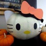 Hello Kitty Pumpkin (1)