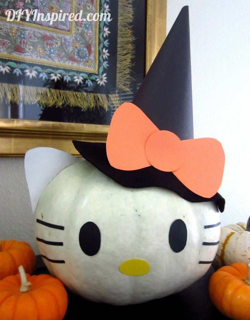 Hello Kitty Pumpkin (13)